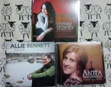Cape BretonからCDを買いました