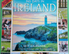 Ireland Calender 2017