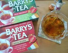 水出しBARRY'S TEA