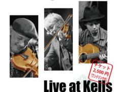KYG trio Live at kells