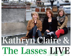 kellsにてKathryn Claire&The Lassesのライブのお知らせ