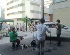 土曜日は盛岡で演奏してきました