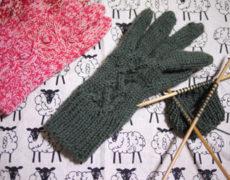 編み物色々
