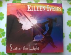 "Eileen Ivers""Scatter the Light ""&今月のお知らせ"