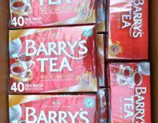 iHerbからBARRY'S TEAを